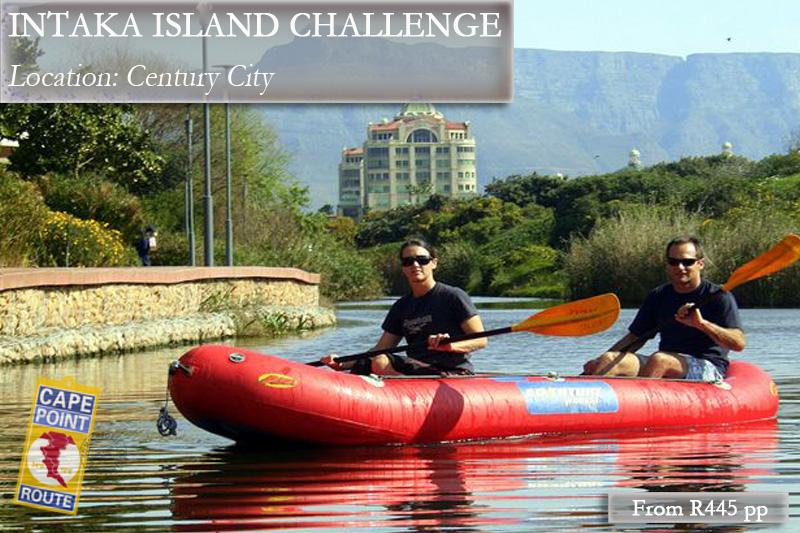 Intaka Island Challenge