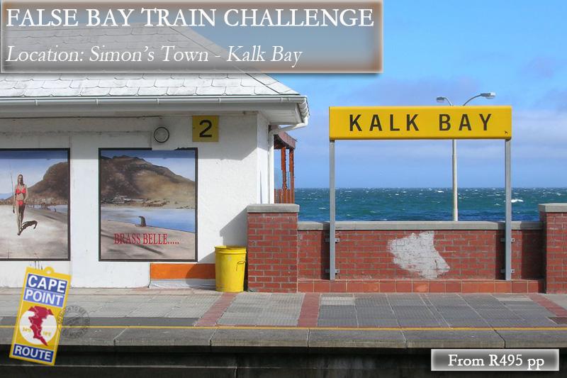 False Bay Train Challenge