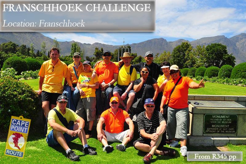 Franschhoek Challenge