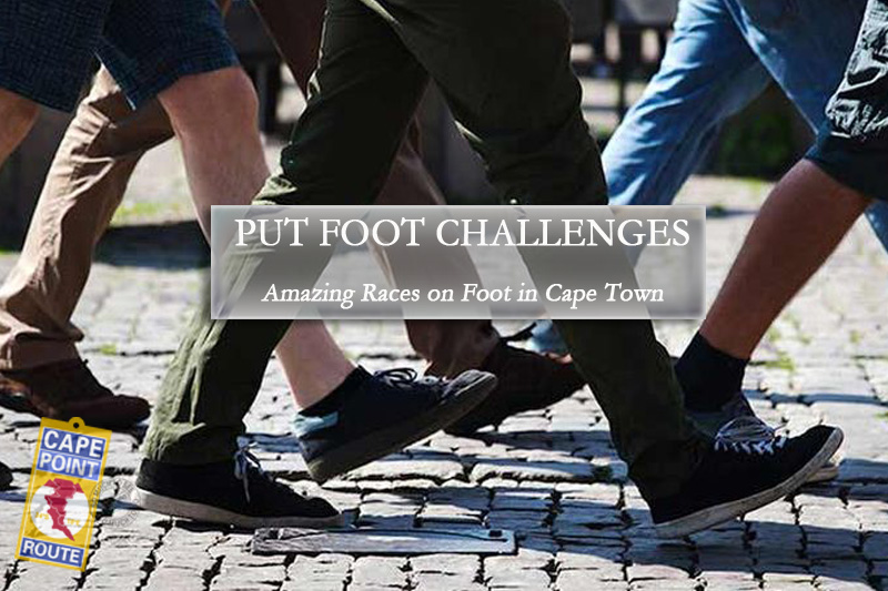 Put Foot Challenges Cape Town