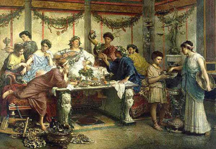 Festival of Hilaria in Ancient Rome, celebrating Cybele