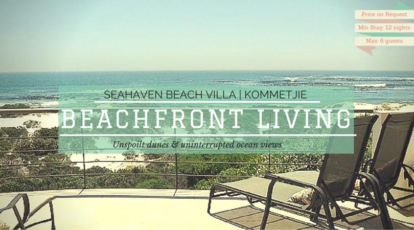 Seahaven Beach Villa