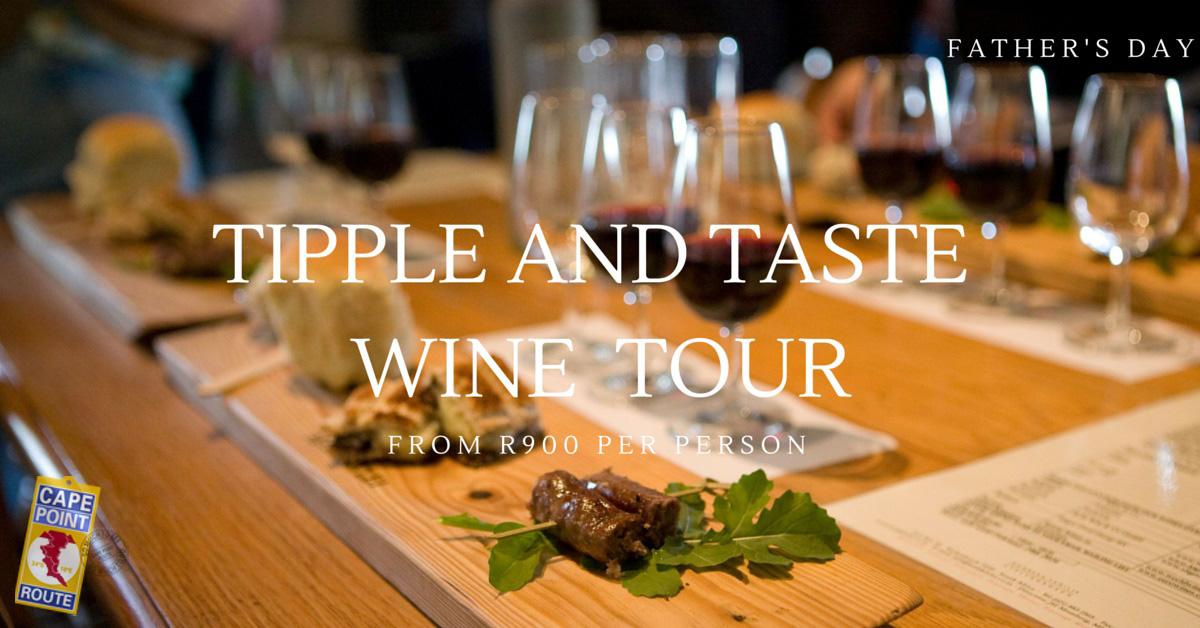 Tipple and Taste Wine Tour