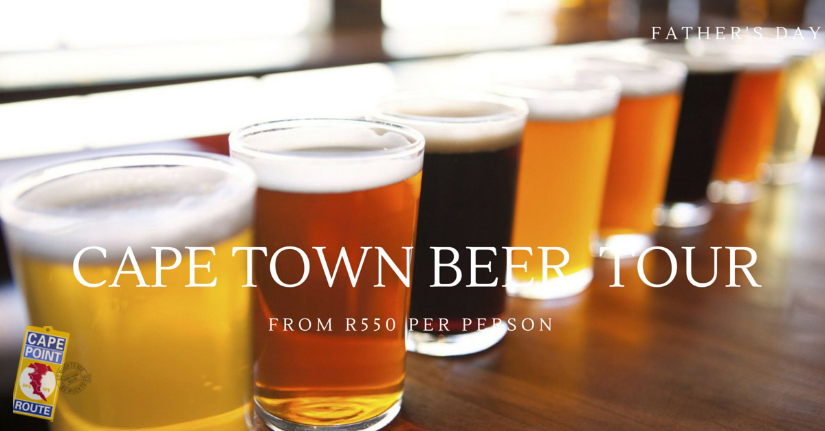 Cape Town Beer Tour