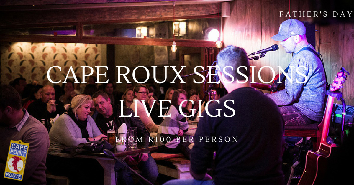Cafe Roux Sessions