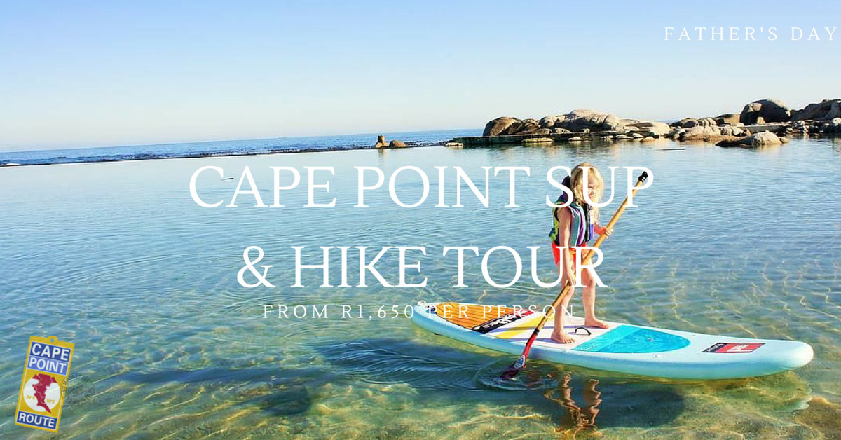 Cape Point SUP and Hike Tour
