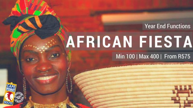 1a Year End Functions - African Fiesta II