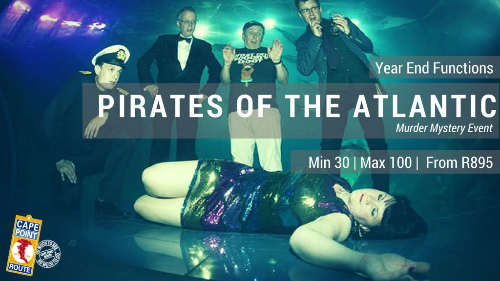 Year End Functions - Pirates of the Atlantic