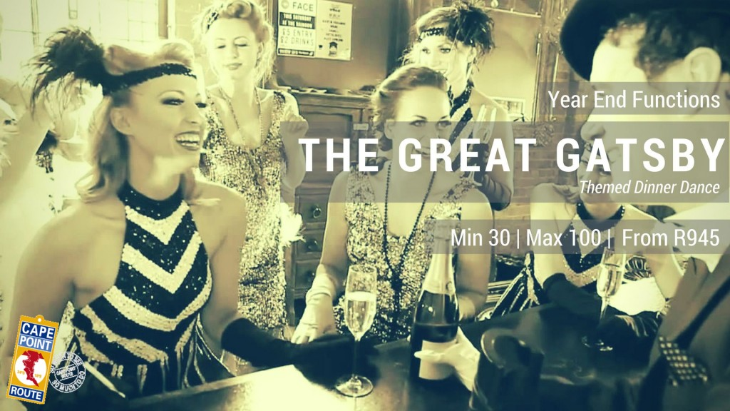 Year End Functions - The Great Gatsby