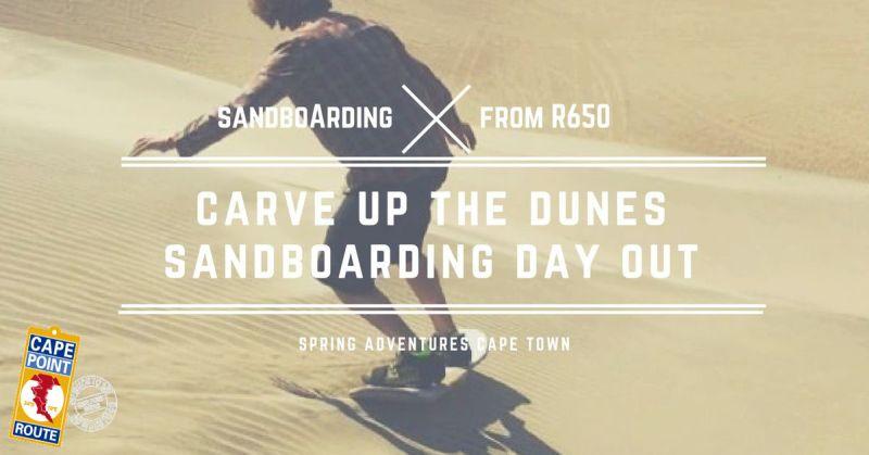 Sandboarding Day Tour