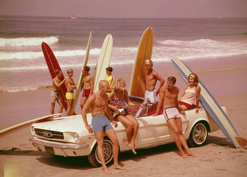 Iconic Surf Culture