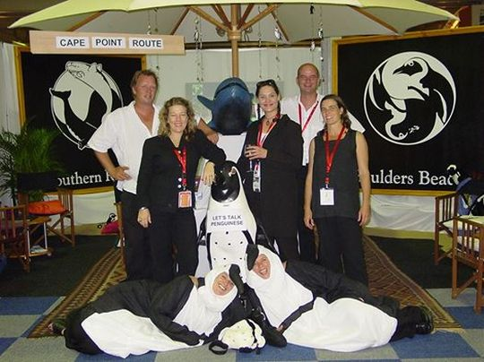 Indaba Travel Trade Show - Durban 2004