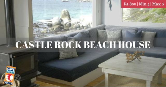 Winter Escapes - Castle Rock Beach House