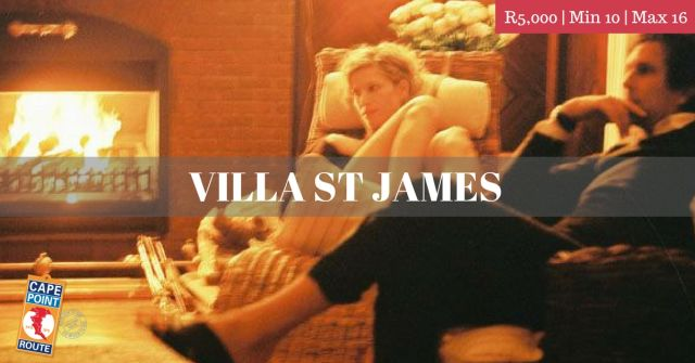 Winter Escapes - Villa St James