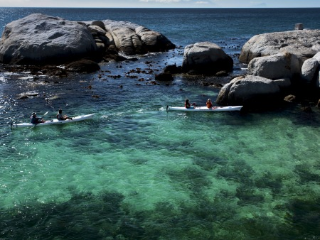 3 day 2 night Adventure Package, Cape Peninsula