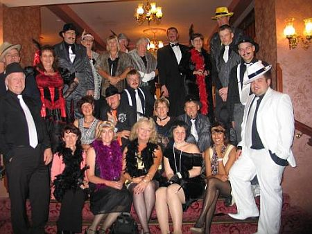 Murder Mystery Dinner Event, Cape Town