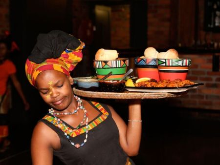 Cape Town Functions - African Fiesta