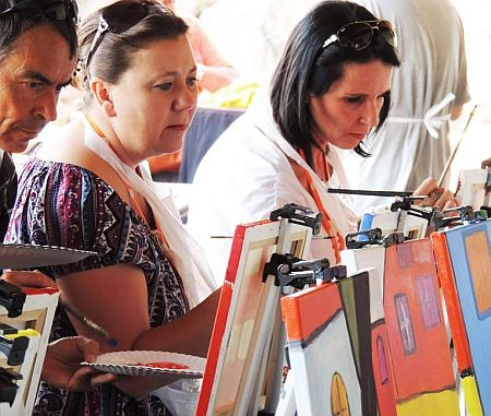 ArtJamming - teambuilding in Cape town