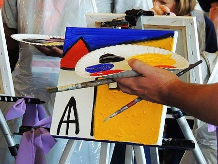 Teambuiding Cape Town, corporate art groups