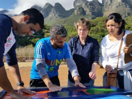 Corporate Teambuild -Atlantic Amazing Race in Cape Town