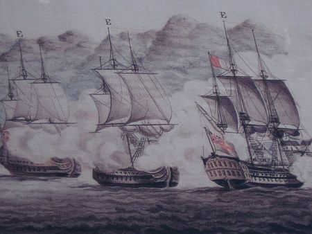 Battle of Muizenberg Historical Site, Cape Town