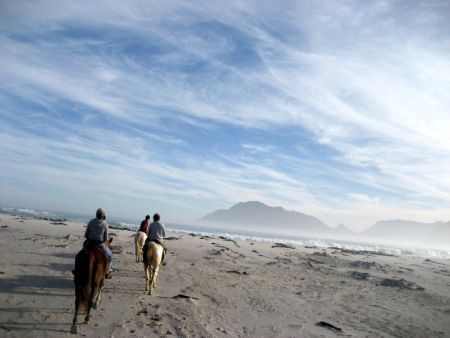 Noordhoek Horse Riding