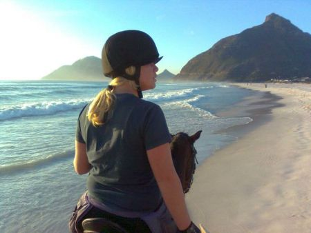Horse Riding on Noordhoek Beach