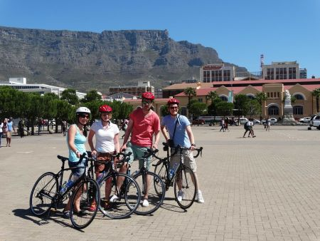 cape Town Bicycle tours - beer and bikes