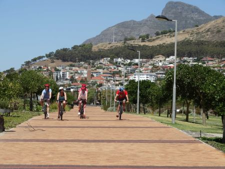 Beer and Bicycle Tour in Cape Town