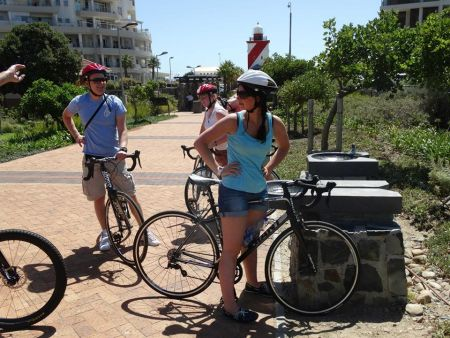 Cape Town Day Tours - beer and bicycle tours