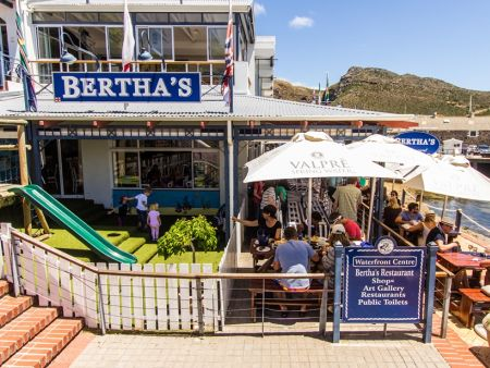 Restaurants Simon's Town