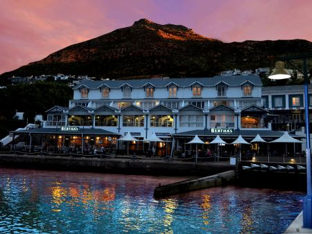 Restaurants in Simon's Town Cape Town
