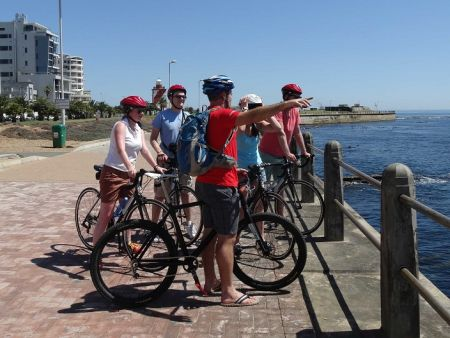 Bicycle Tours in Cape Town - half day culinary tour
