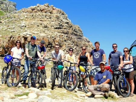 Cycling Tour in Cape Town