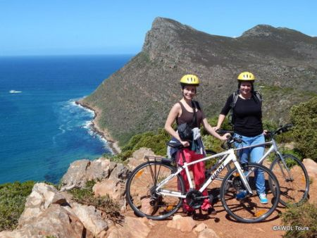 Cape Town cycling tour