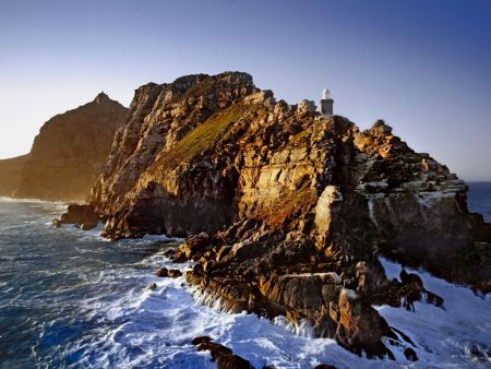 Cape Point Scheduled Tour: Half Day