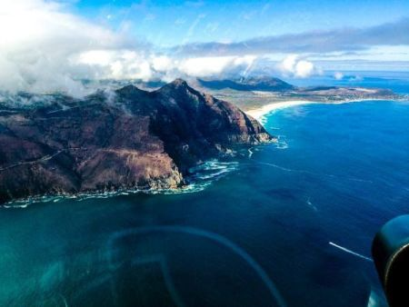 Cape Town Scenic flight by helicopter