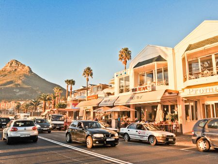 Camps Bay Accommodation - self catering Apartments