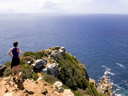 Lighthouse and shipwreck tour to Cape Point