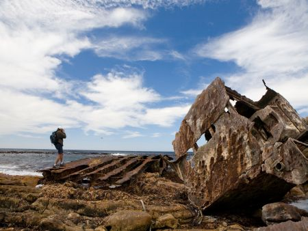 shipwrecks and lighthouses cape Peninsula