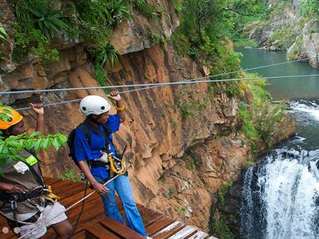 Cape Town activities, Cape Canopy Adventure