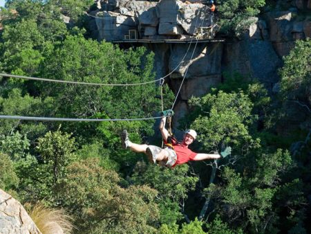 Cape Town- Cape Canopy Tour Adventure