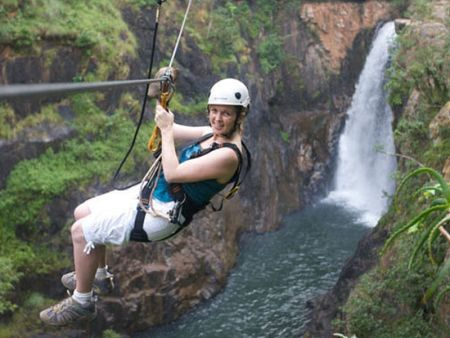 Canopy Tour, Cape Town adventure Activity