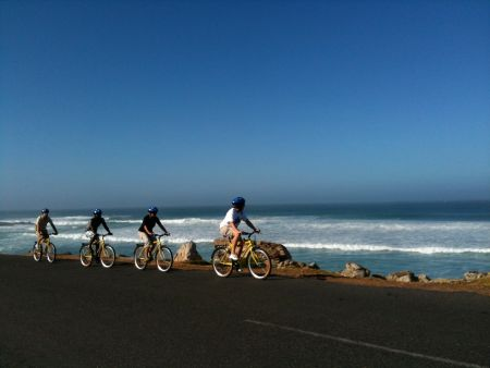 Cape Point Cycle Tour - mini Argus