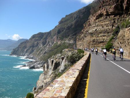 Cape Town Day Tours, Cycle tour to Cape Point