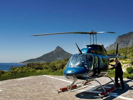 Helicopter Tour, Cape Town incl Cape Point