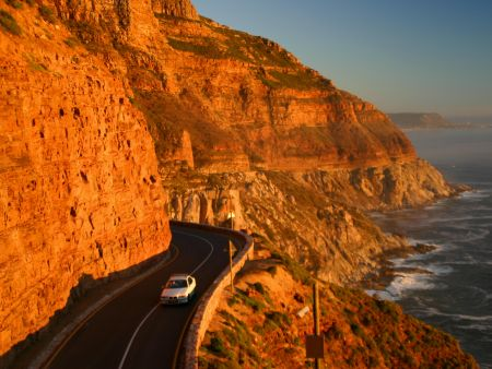 Full day Cape Peninsula & Helicopter Tour, Cape Town