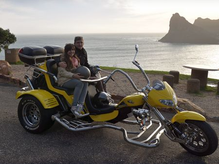 Cape Town Day tours, Trike tour to Cape Point