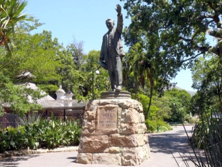 Company Gardens on Cape Town City Tour