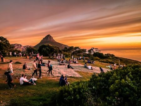 Coastal Sunset Trike Tour - Cape Town tours